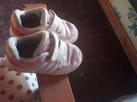 Calzado de beba