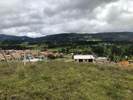 Lote Con Excelente Vista A La Vía Bogotá-tunja