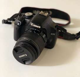Camara Canon EOS 500D