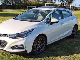 Chevrolet Cruze ltz plus automático 1.4