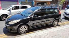 Peugeot 207 sw UNICA MANO