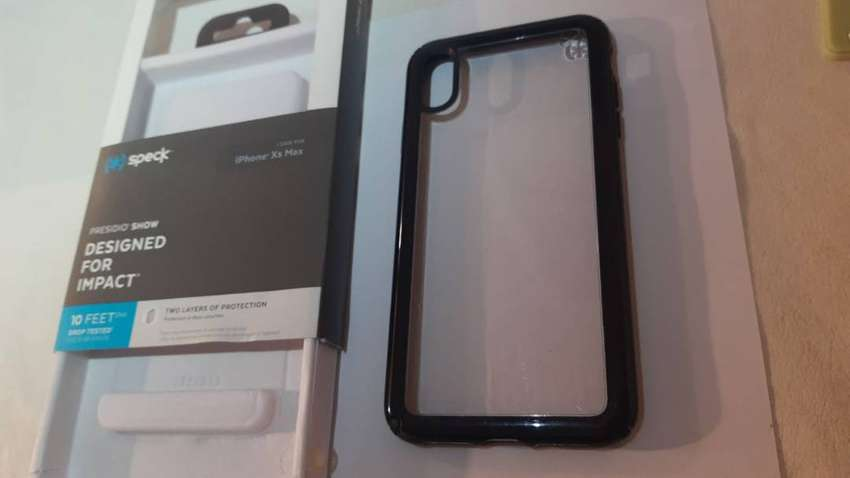 Funda - Protector iPhone XS Max