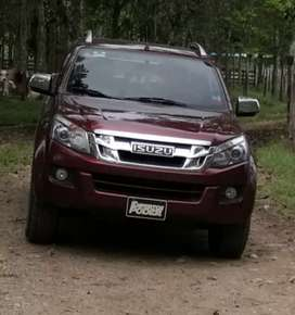 Isuzu Dmax 4x4 Semi Full