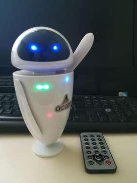 Robot Eva Parlante