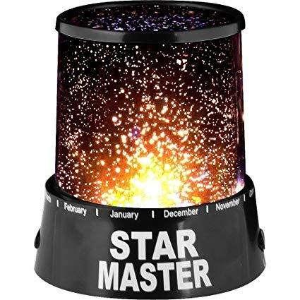STAR MASTER LUCES ESTRELLAS EN PARED 0