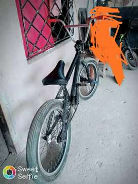 Vendo Bicicleta BMX en perfecto estado bien conservada