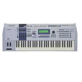 Sintetizador Yamaha motif es6