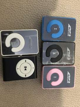 Reproductor MP3 CLIP RECARGABLE