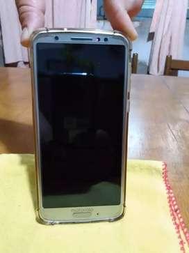 Motorola G6 Sylver. Liberado