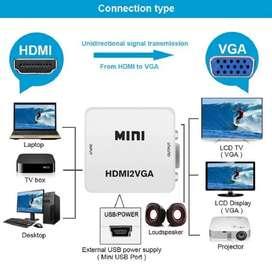 Convertidor de HDMI a VGA