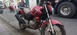 Moto Yamaha Fazer 250cc,