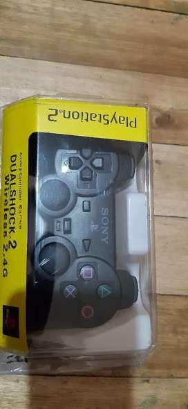 PSP con cargador mas palanca de play station 2