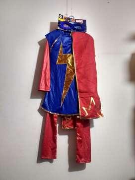 Disfraz Chica Marvel.