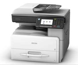 fotocopiadoras desde 800.000  a blanco y negro y color importadas con garantia total.