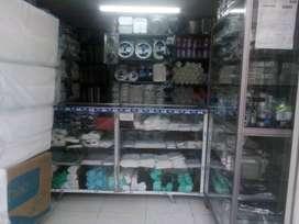 Vendo distribuidora de productos desechables
