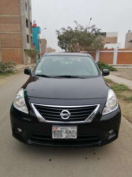 Ocasión Nissan Versa 2012 Full Advance