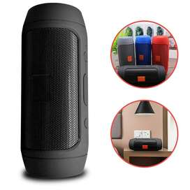 Parlante Bluetooth Speaker Charge2+, Microsd, Fm, Power Bank