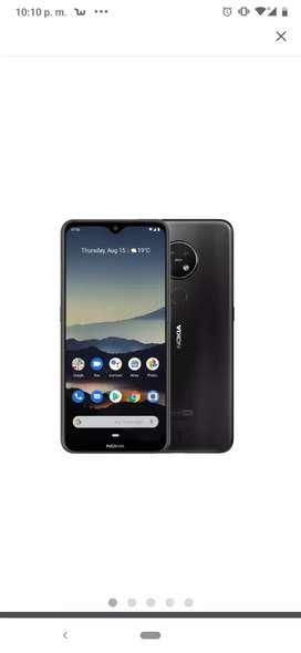 Nokia 7.2 nuevo  ganga