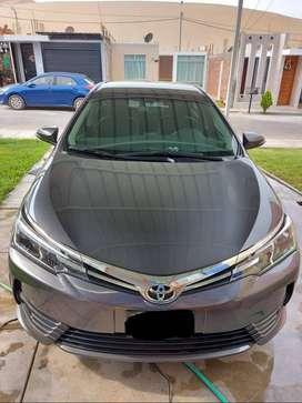 Vendo Toyota Corolla 2019