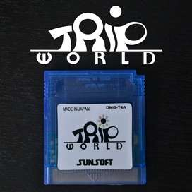 Juego TRIP WORLD para Nintendo Game Boy