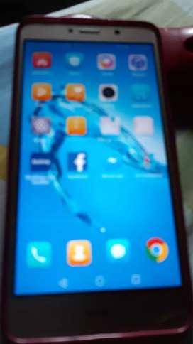 Vendo celular y7 huawei