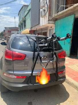 Porta bicicletas para vehículos y camionetas nuevos