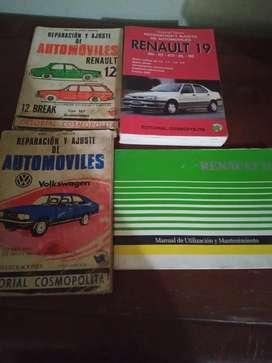 Manuales para automóviles!