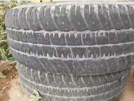 Vendo cubiertas michelin seminuevas