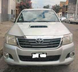 Toyota Hilux 3.0 Cd Srv 171cv 4x2