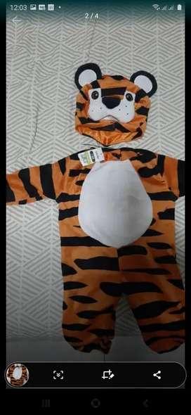 Disfraz de tigre nuevo