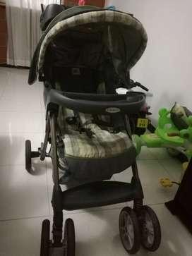 Coche y/o silla para auto marca Graco
