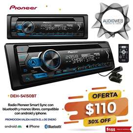 Radio Pioneer nuevo