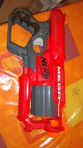 Pistola Nerf mega