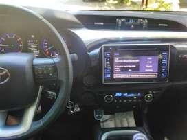 Vendo Hilux SRV PAC 4x2 2017con 20000km reales impecable