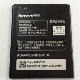 Bateria Lenovo BL 219 A880 S856 A889 A880 A890e S810t A850 A916 ORIGIN