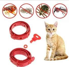 Collar Antipulgas Perros Gatos