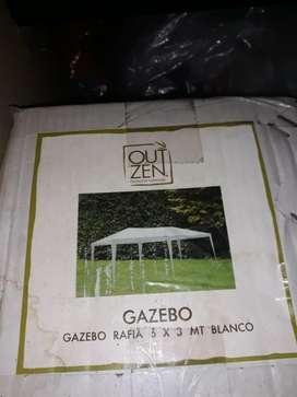 Gazebo 6x3 Nuevo sin Abrir