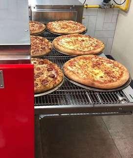 máquinas para pizzerías A GAS