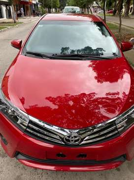 Vendo toyota totalmente impecable