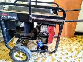 Planta eléctrica 480cc V-TWIN 8.000 kv