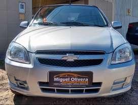 Chevrolet Prisma LT 1.4 GNC