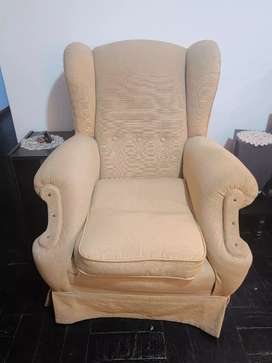 Vendo dos sillones estilo berger