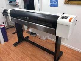 Vendo Plotter Sublimación 1,10 ancho Mutoh RJ 900X / RJ900X Recibo Criptos
