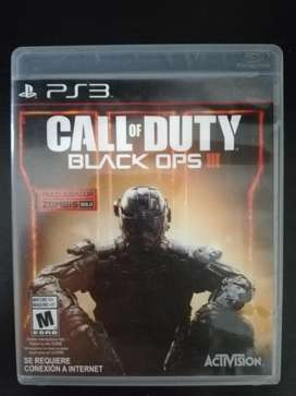 Call Of Duty Black Ops 3 Ps3 Play 3 10/10