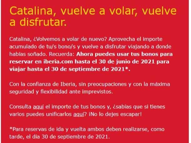 Tiquete Iberia 0