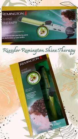 Rizador Remington Shine Therapy