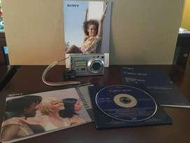 Cámara Sony 12.1 Megapixeles