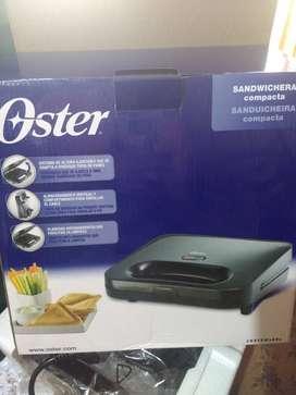 GRAN OPORTUNIDAD Vendo Sanwichera OSTER SIN USO