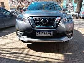Nissan kicks año 2020 con solo 8500km