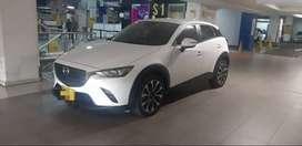 Mazda CX3 2020 Touring automático, aire acondicionado, cojineria en cuero, 12500km, unico dueño